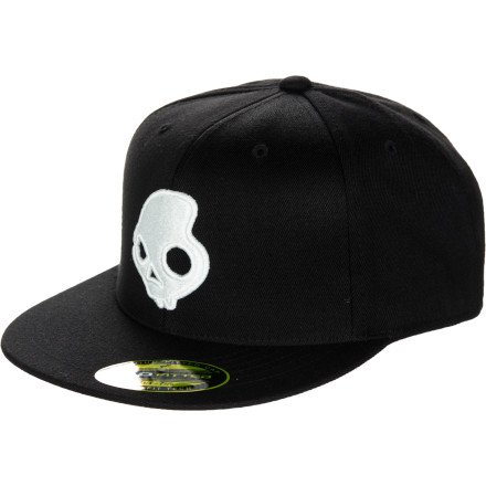 Skullcandy Branded 210 Flexfit Hat Black, L/Xl