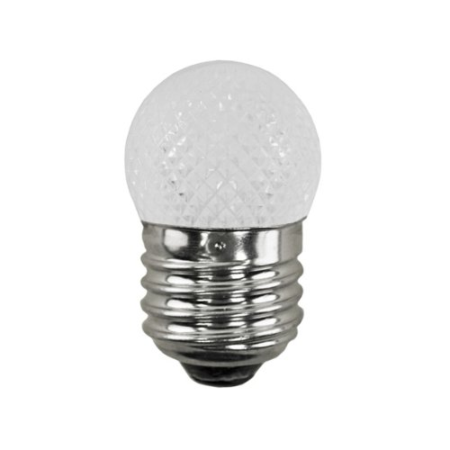 Led-S11-Med-Ww - 120 Volt, 1.8 Watts, Led S11 Light Bulb, Warm White Color, E27 Base