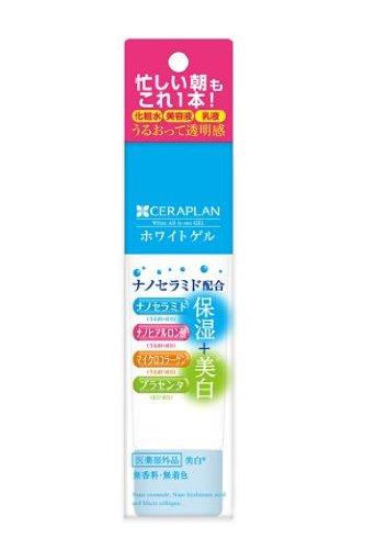 セラプランホワイトゲル80g 日本デイリーヘルス