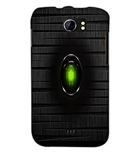 PrintDhaba Android D-2968 Back Case Cover for MICROMAX A110Q CANVAS 2 PLUS (Multi-Coloured)