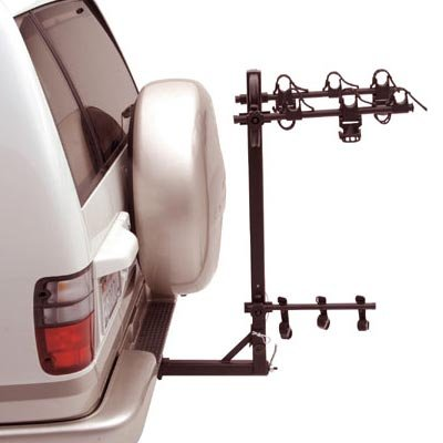 Hollywood Racks Road Runner 4 Bike Hitch Rack (2 inch) - HR400