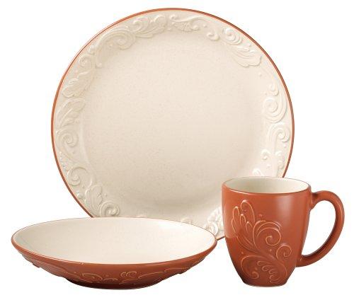 Weir in Your Kitchen 3 Piece Dinnerware Set Service for 1