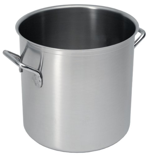 Sitram Catering 11.1-Quart Commercial Stainless Steel Stockpot front-52766