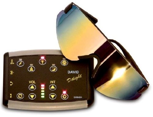 Mind Alive David DELIGHT Light Therapy Sound Machine by Mind