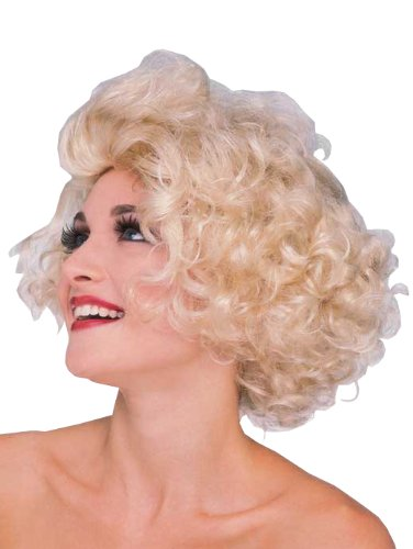 Rubie's Costume Hollywood Starlet Blond Wig