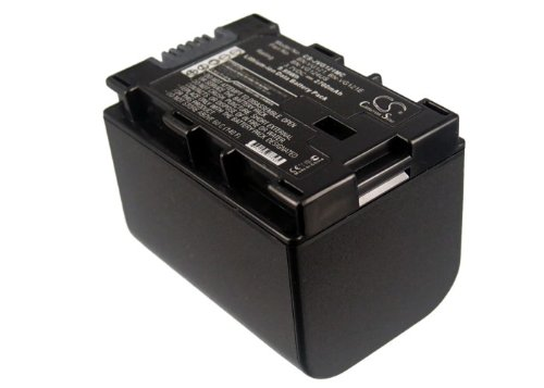 2700Mah Battery For Jvc Gz-Ms230Bu, Gz-Ms230Ru, Gz-Ms250Bek, Gz-Ms250Beu