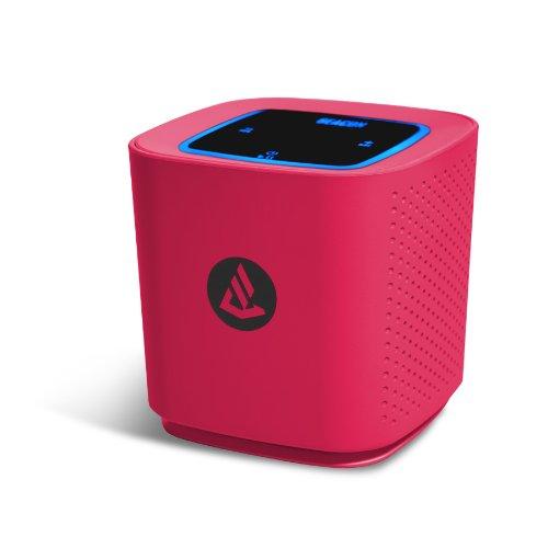 Beacon Audio Phoenix Portable Wireless Bluetooth Speaker (Pink)
