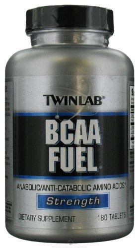 Twinlab, BCAA Fuel, Strength, 180 Tablets