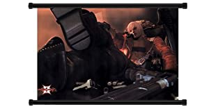 """Devil May Cry Anime Game Fabric Wall Scroll Poster (32"""" x 21"""") Inches"""