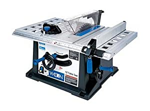 Wilton 99168 13 amp 10 inch benchtop table saw power for 10 13 amp industrial bench table saw