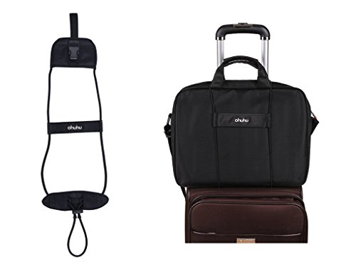 New [Improved] Ohuhu® Bag Bungee, Black