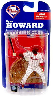 McFarlane Toys Action Figure (3 Inch) - MLB Sports Picks Mini Series 7 - RYAN HOWARD