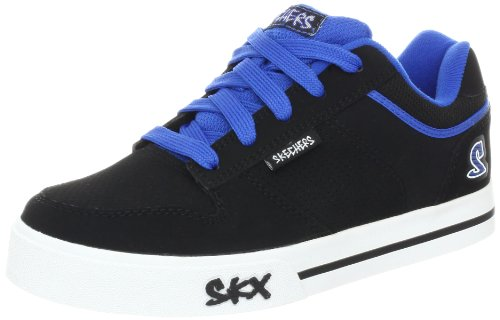 Skechers Vert II Trainers Boys black Schwarz (BKRY) Size: 32