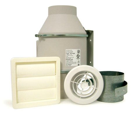 Soler & Palau KIT-TD100X Inline Ventilation Kit - 4