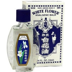 Amazon Com White Flower Analgesic Balm From Hoe Hin Pak