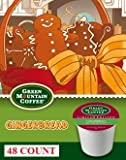 Green Mountain Coffee *Limited Edition* Gingerbread (2 Boxes of 24 K-Cups)