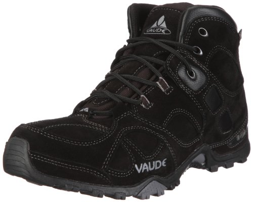 VAUDEMen's Grounder Ceplex Mid black (Size: 47) half boots