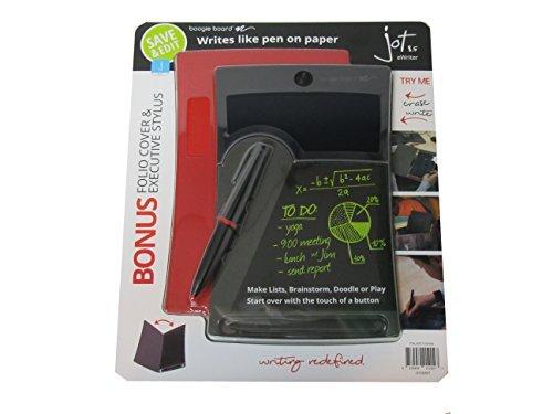 boogie-board-e-writer-jot-85-with-save-edit-feature-plus-bonus-folio-cover-executive-stylus-black-de