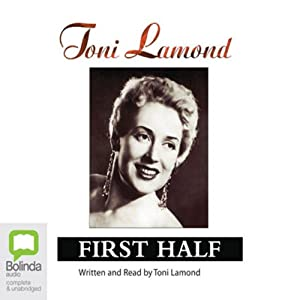 First Half Audiobook