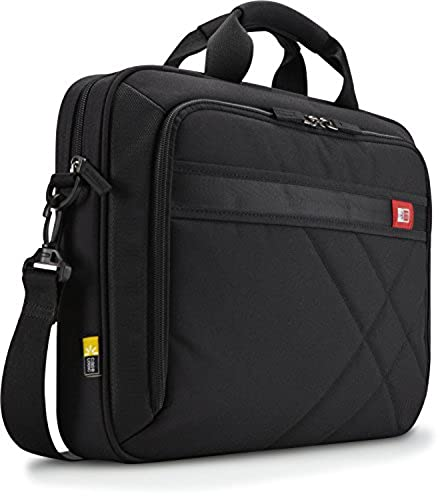 06. Case Logic DLC-115 15.6-Inch Laptop and Tablet Briefcase (Black)