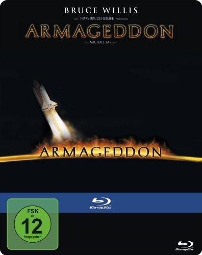 Armageddon - Das jüngste Gericht - Steelbook [Blu-ray]