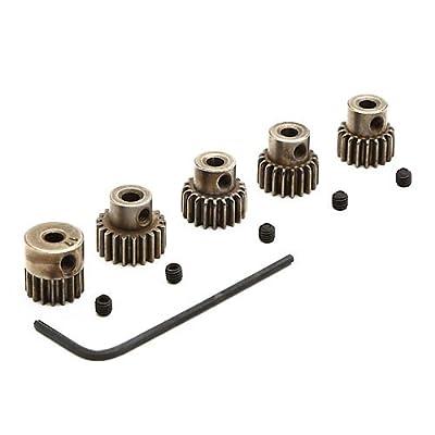 Pinion Gear Set: 17T. 18T, 19T, 20T, 21T x 48P