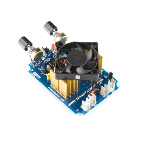 Bargain 50a Digital Dc Pwm Motor Speed Controller