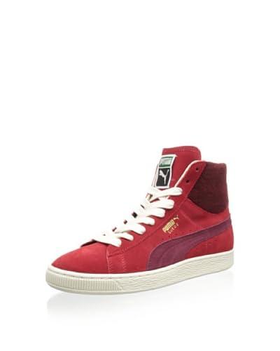 PUMA Men's Suede Mid City Fashion Sneaker
