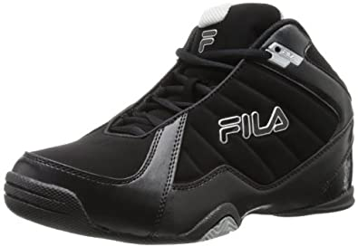 Buy Fila Mens Leave It On The Court Basketball Shoe by Fila