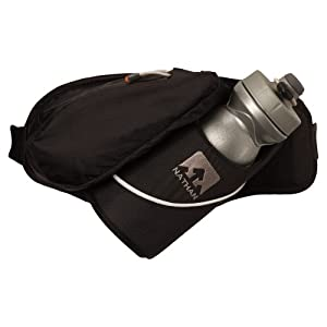 Nathan Trek 22-Ounce Angled Holster Hydration Waist Pack by Nathan