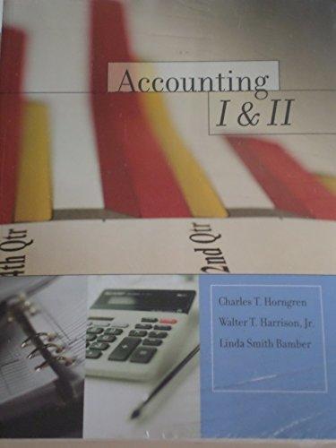Accounting I & II