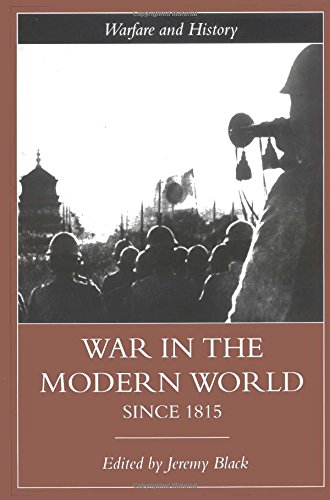war in the modern world essay You cannot properly understand current world events without understanding the history of the 20th century this topic takes us on a journey from the end of imperialism through two world wars and the cold war and brings us to our modern world.