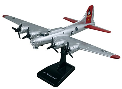 InAir E-Z Build B-17 Flying Fortress Model Kit (Red)