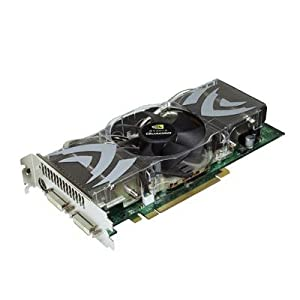 NVIDIA GeForce FX5500 256MB DDR AGP DVI/VGA Video Card w/TV-Out