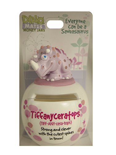 John Hinde DM Tiffanyceratops Piggy Bank