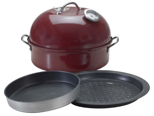 Nordic Ware Oven Essentials Indoor and Outdoor Smoker (Dutch Oven Smoker compare prices)