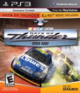 Days of Thunder - Game and Movie