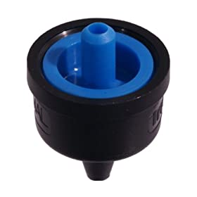 Drip Irrigation .5 GPH Button Drippers (Pack of 10)
