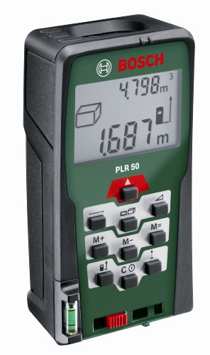 Bosch PLR 50 Laser Distance Measuring Device