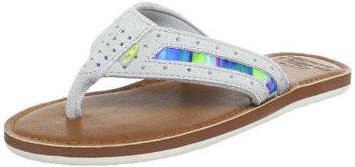 O'Neill FTWL BOOST Flip-Flops Women grey Grau (Metal Grey 8100) Size: 5 (38 EU)