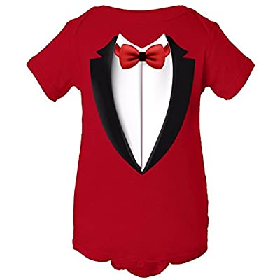 Baby One Piece: Wedding Tuxedo Bodysuit