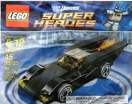 LEGO Super Heroes 30161 Batmobile Bagged Set Amazon.com