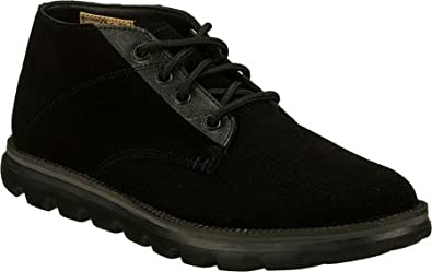 Skechers Men's On the GO Echelon,Black,US 6.5 M