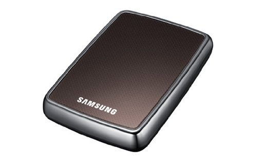 Samsung S2 250 GB USB 2.0 Portable External Hard Drive HXMU025DA/G52 (Chocolate Brown)