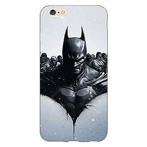 Jugaaduu Super Heroes Batman Back Cover Case For Apple iPhone 6