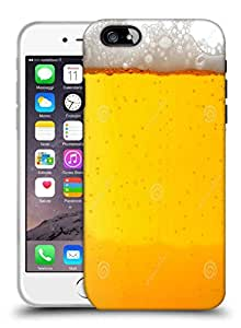Snoogg Lovely Beer Designer Protective Back Case Cover For IPHONE 6 PLUS