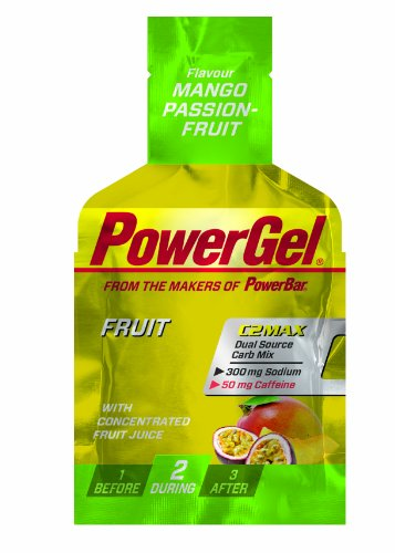 Power Bar Fruit Gel Mango Passionfruit Guara 41g