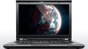 Lenovo ThinkPad T430s 2355AE6 180GB SSD 14' LED Notebook - Intel Core i5-3320M2.60 GHz - 8GB SODIMM - Black