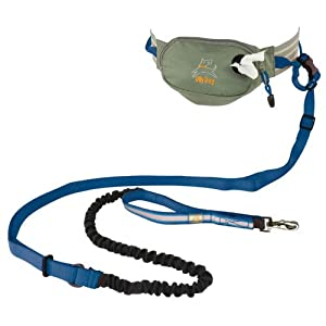 OllyDog Mt Tam Hands-Free Dog Leash and Running Belt System