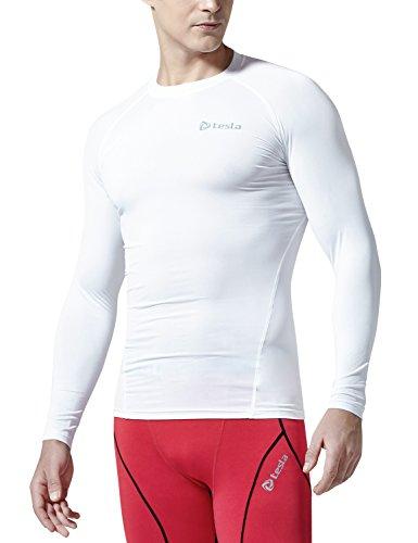 GR_(テスラ)TESLA オールシーズンラウンドネック スポーツシャツ [...